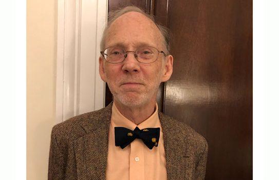Portrait of Keith Hilles-Pilant