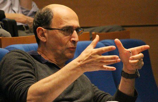 Sergiu Klainerman's talk