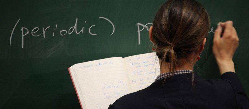 Promoting women in mathematics